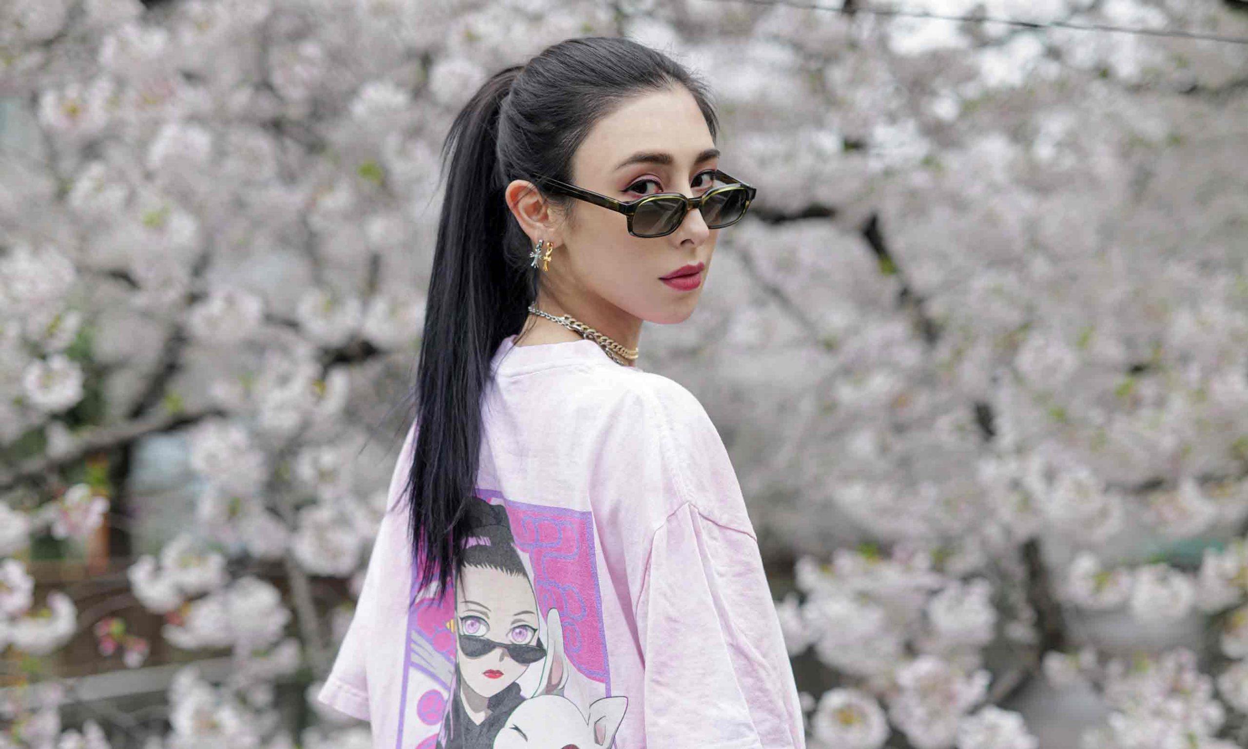 当时尚女遇到「兔兔」,MAYHEM x #FR2 ume「梅」联名系列发布