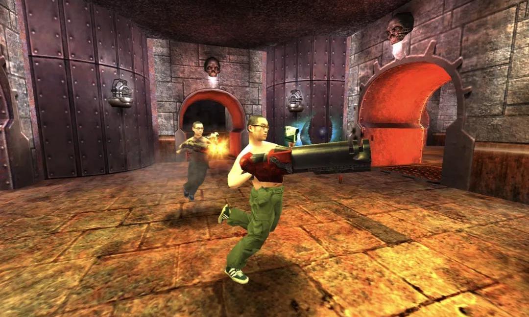 专访艺术家冯梦波,一个将电子游戏玩成艺术的人