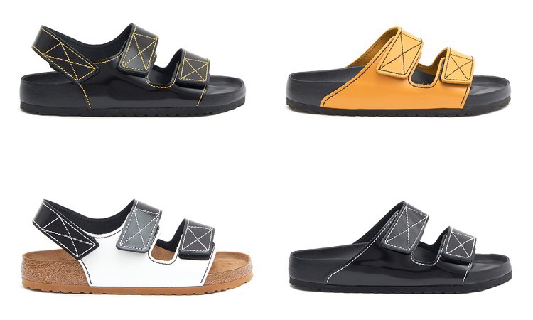 Proenza Schouler x  BIRKENSTOCK 推出全新豪华凉鞋系列