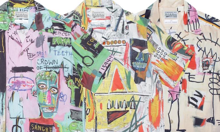 Jean-Michel Basquiat x WACKO MARIA 主题系列发售在即