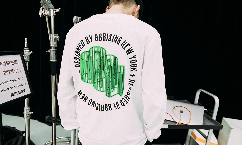 88nightmarket 推出「88Rising Family」中国限定胶囊系列