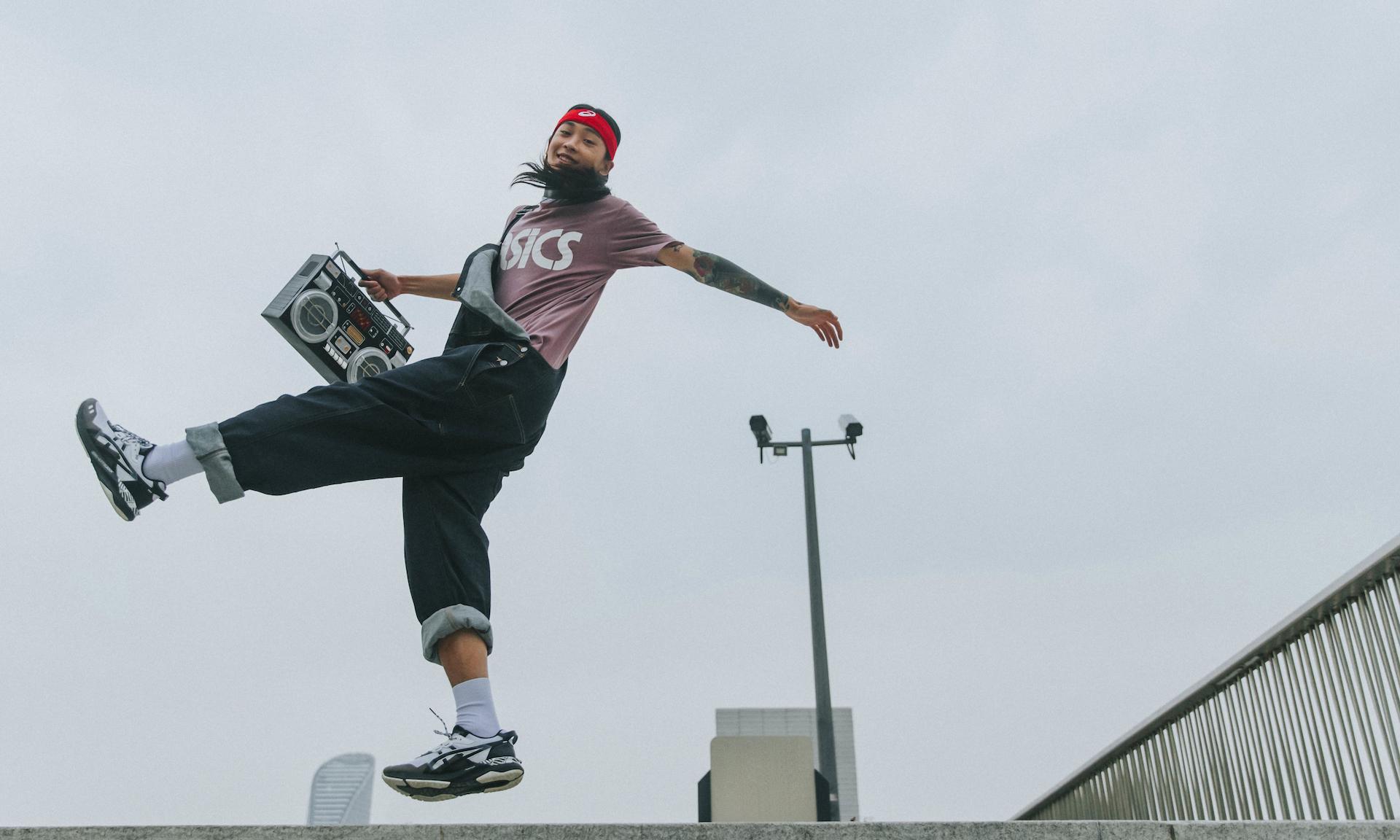 ASICS SPORTSTYLE「摩登东京」打造运动生活新态度