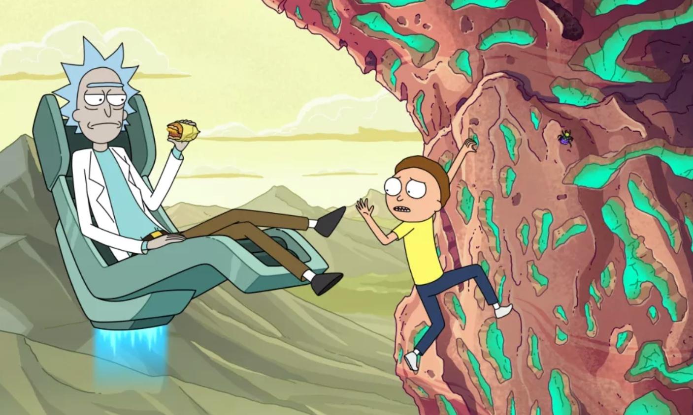 《瑞克和莫蒂》发布第四季下半部分预告