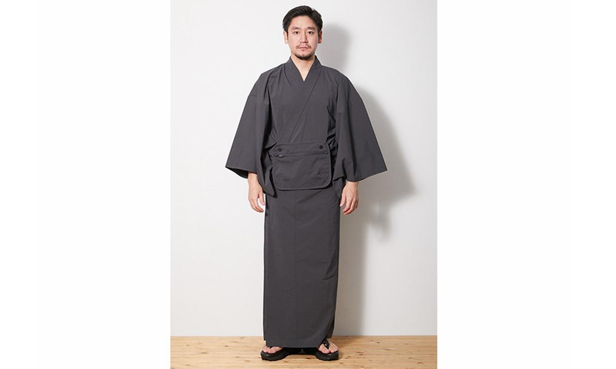 Snow Peak x Kimono Yamato 发布全新胶囊系列