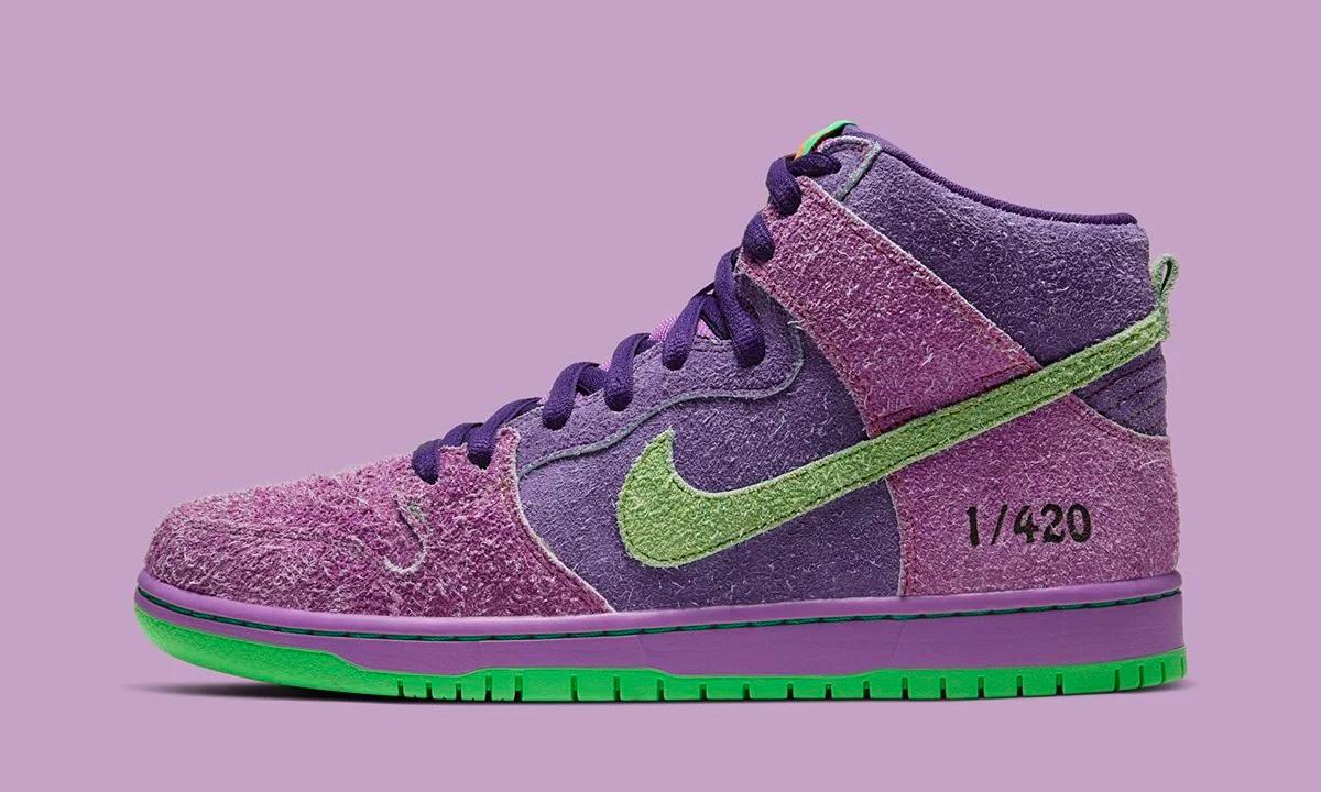 Nike SB Dunk 「新世纪福音战 」?
