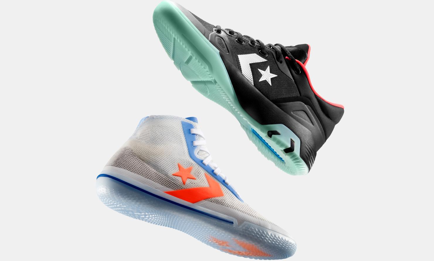 CONVERSE 推出 SOLSTICE 夏日篮球鞋系列