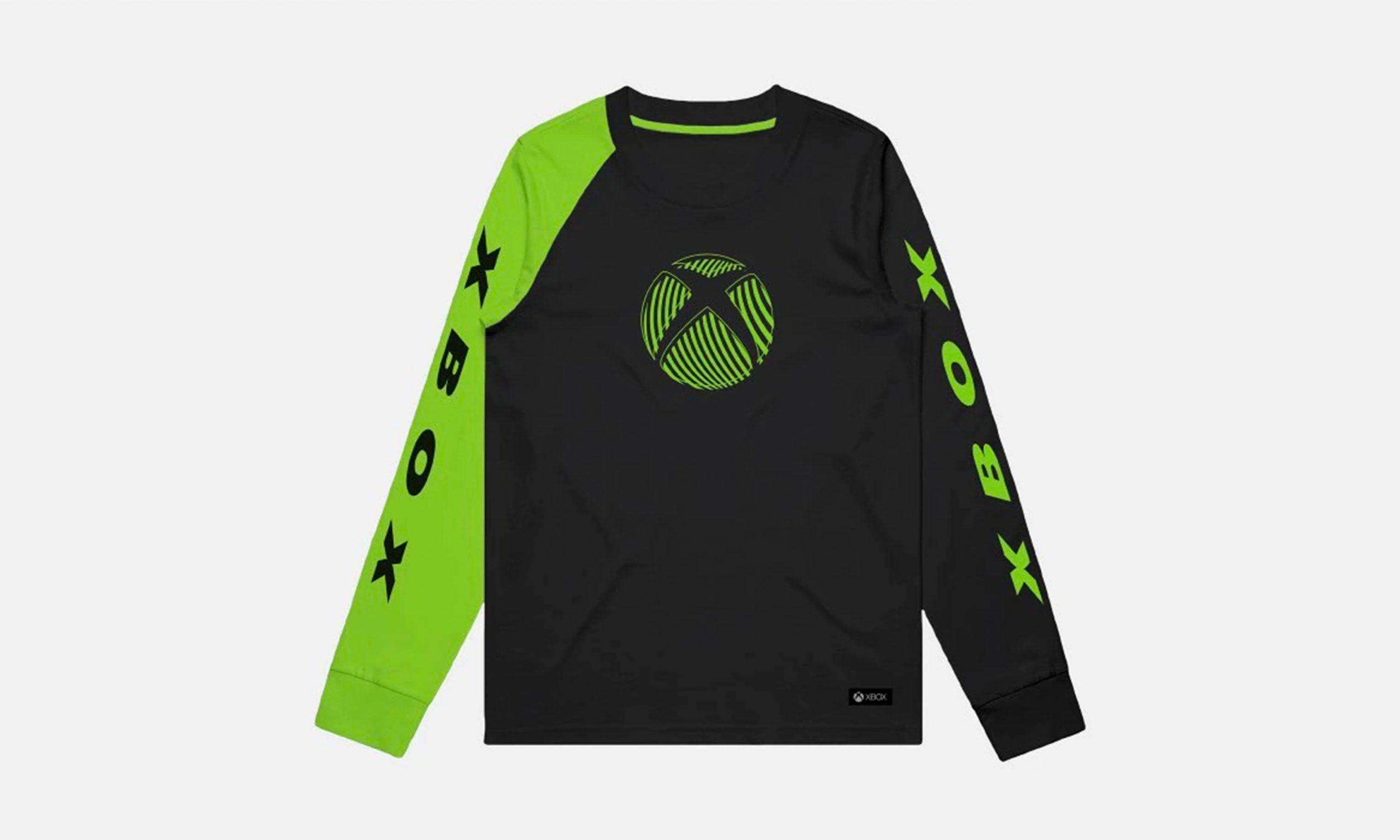 微软商城上架全新 Xbox 主题服饰及周边