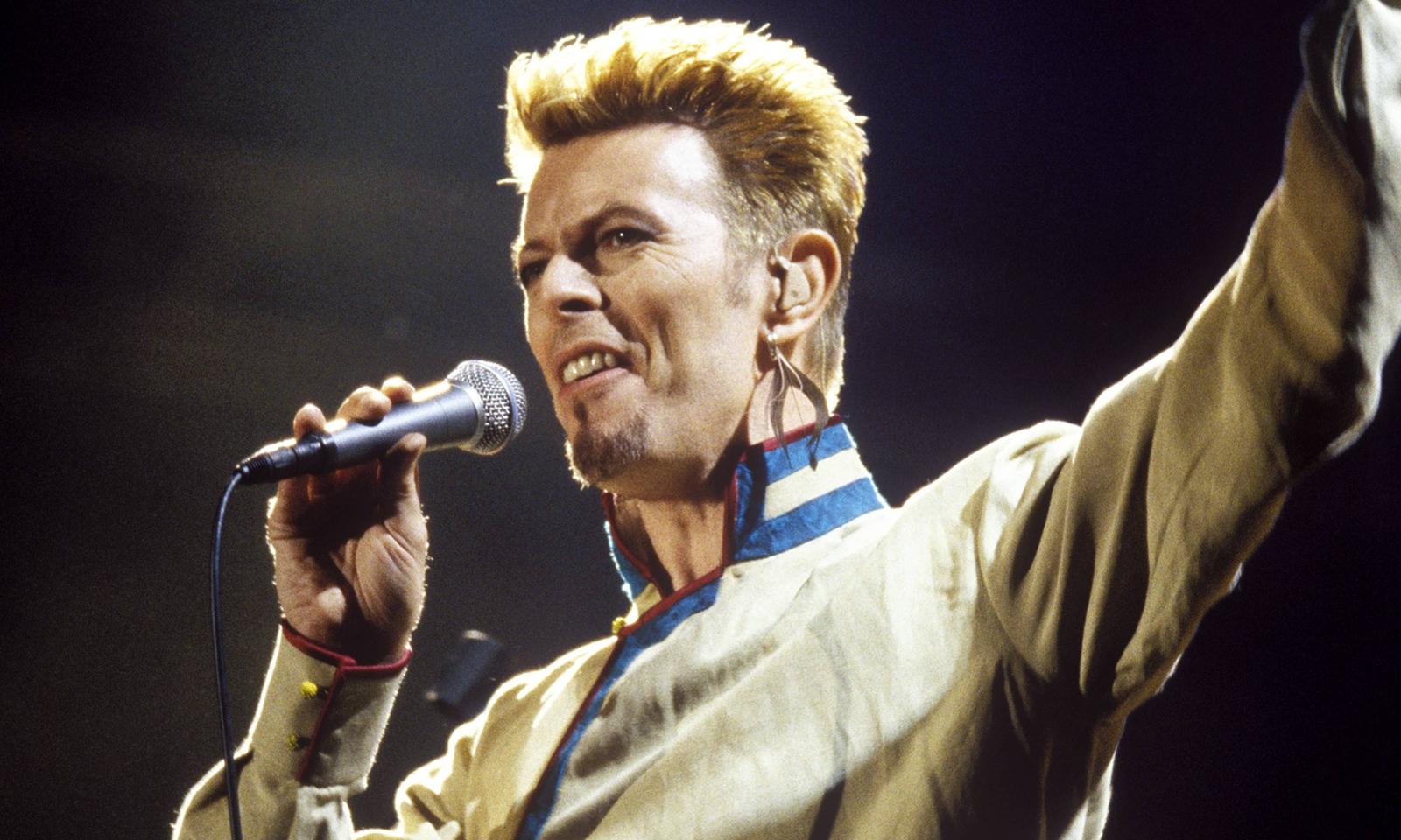 David Bowie 的三张 90 年代现场专辑将登陆各大音乐串流平台