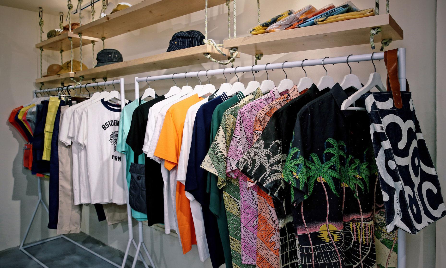 沪上全新 Urban Outdoor 风格品牌集合店「铜 TON」正式开业