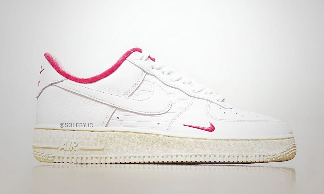 KITH x Nike Air Force 1 联名鞋款全貌曝光