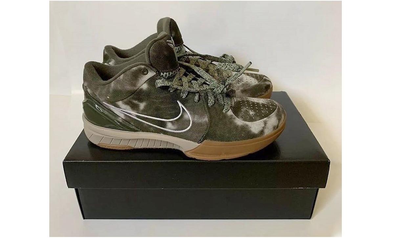 UNDEFEATED x Nike Zoom Kobe IV Protro 全新配色首度亮相