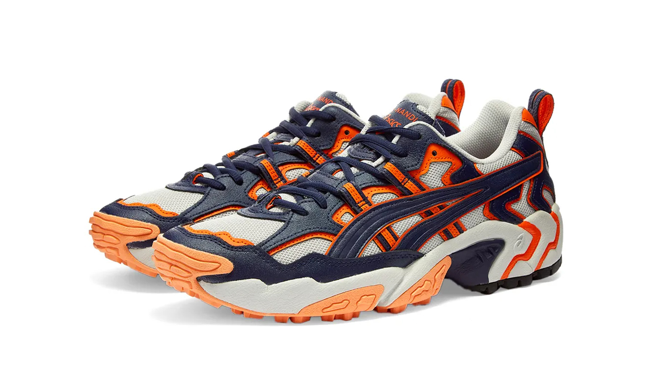 20 周年庆,ASICS OG GEL-Nandi 跑鞋再度发售