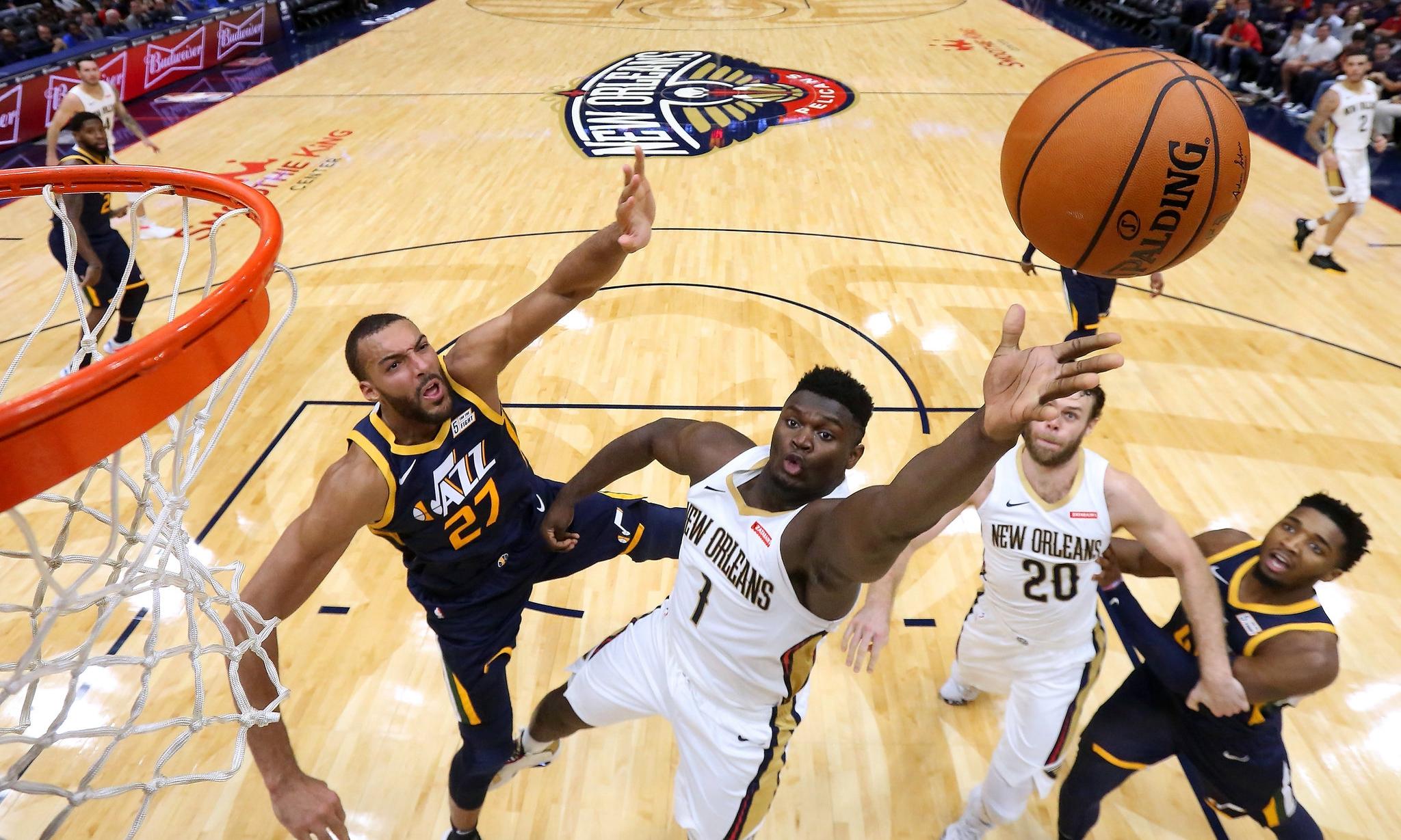 NBA 2019-2020 赛季重启日期确定