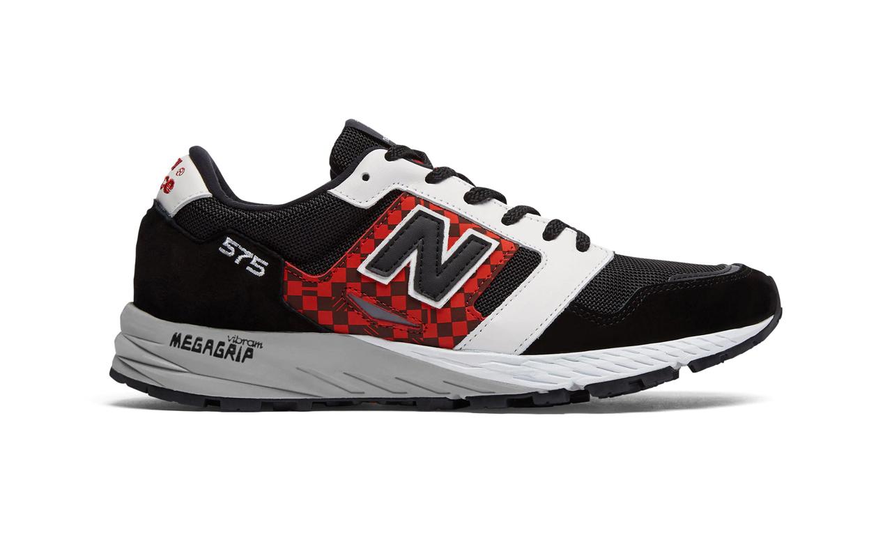 东京原宿街头风,New Balance 全新英产 MTL575 跑鞋登场