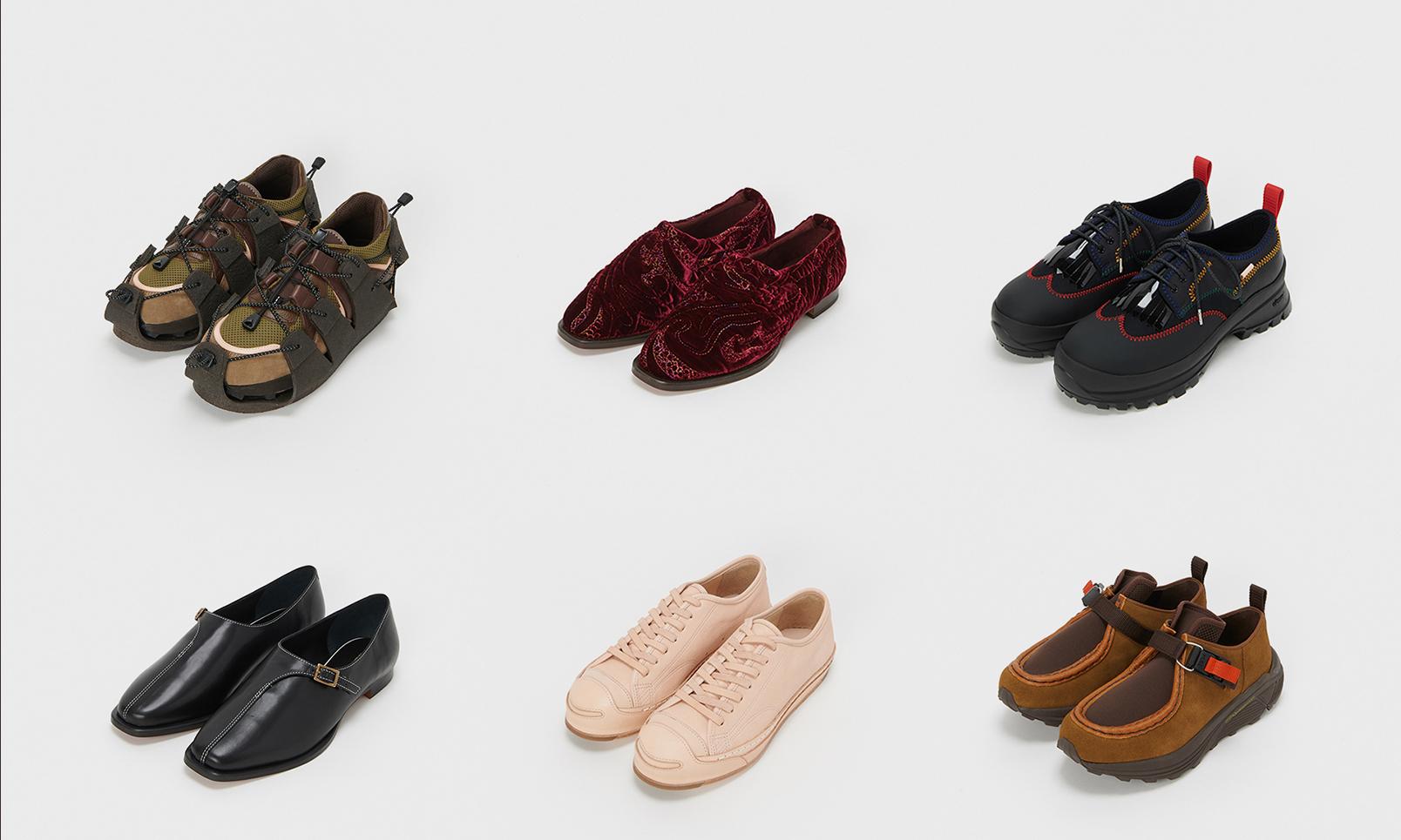 日本鞋履品牌 Hender Scheme 推出全新 2020 秋冬系列