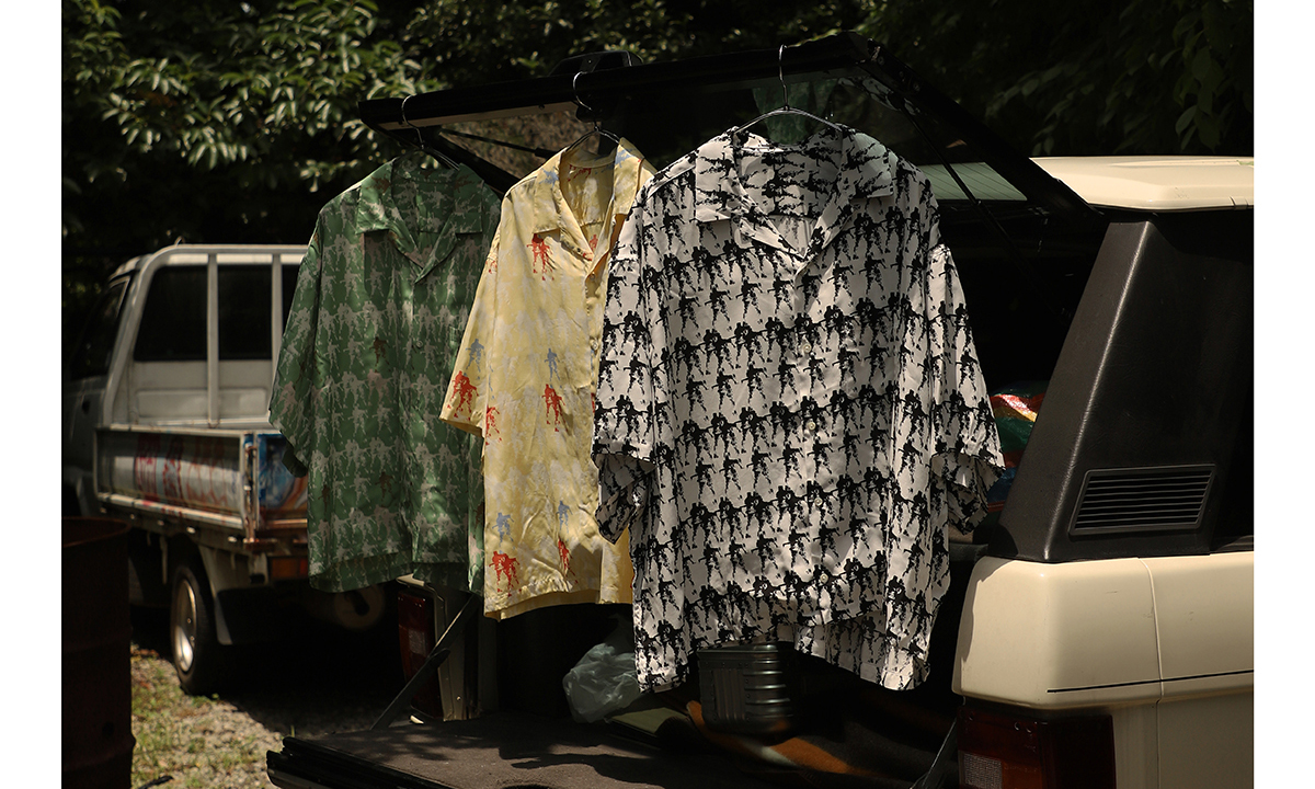 东京品牌 Sillage x 艺术家 Taku Obata 推出全新联乘胶囊系列