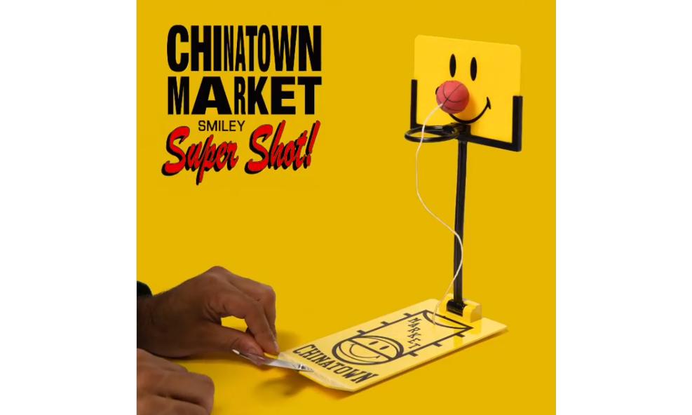 Chinatown Market 推出「桌上篮球」玩具