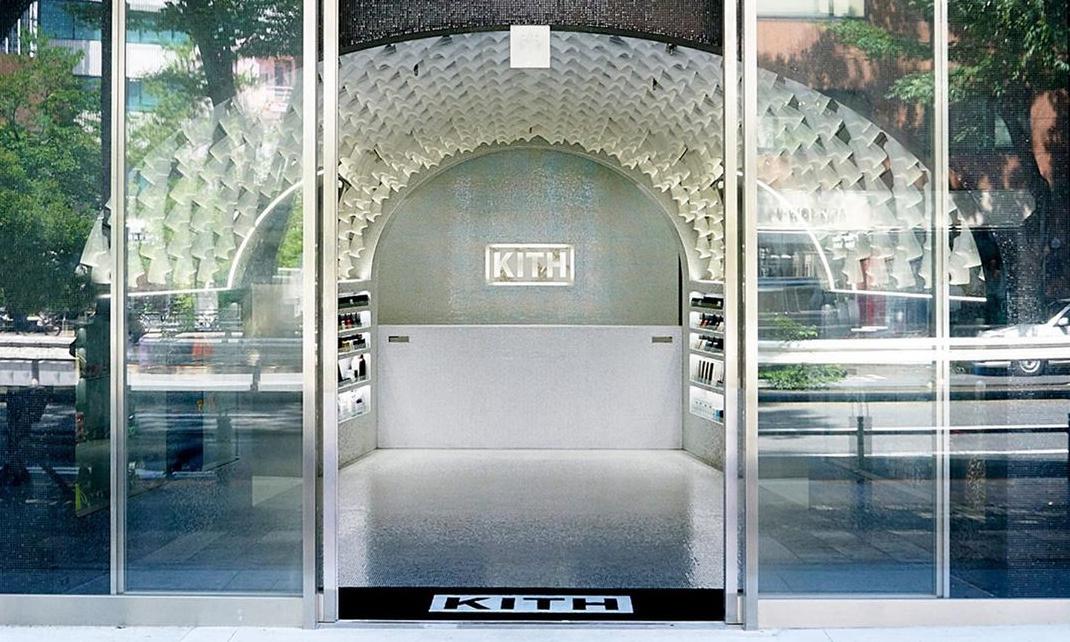 KITH 日本首家旗舰店全方位抢先看
