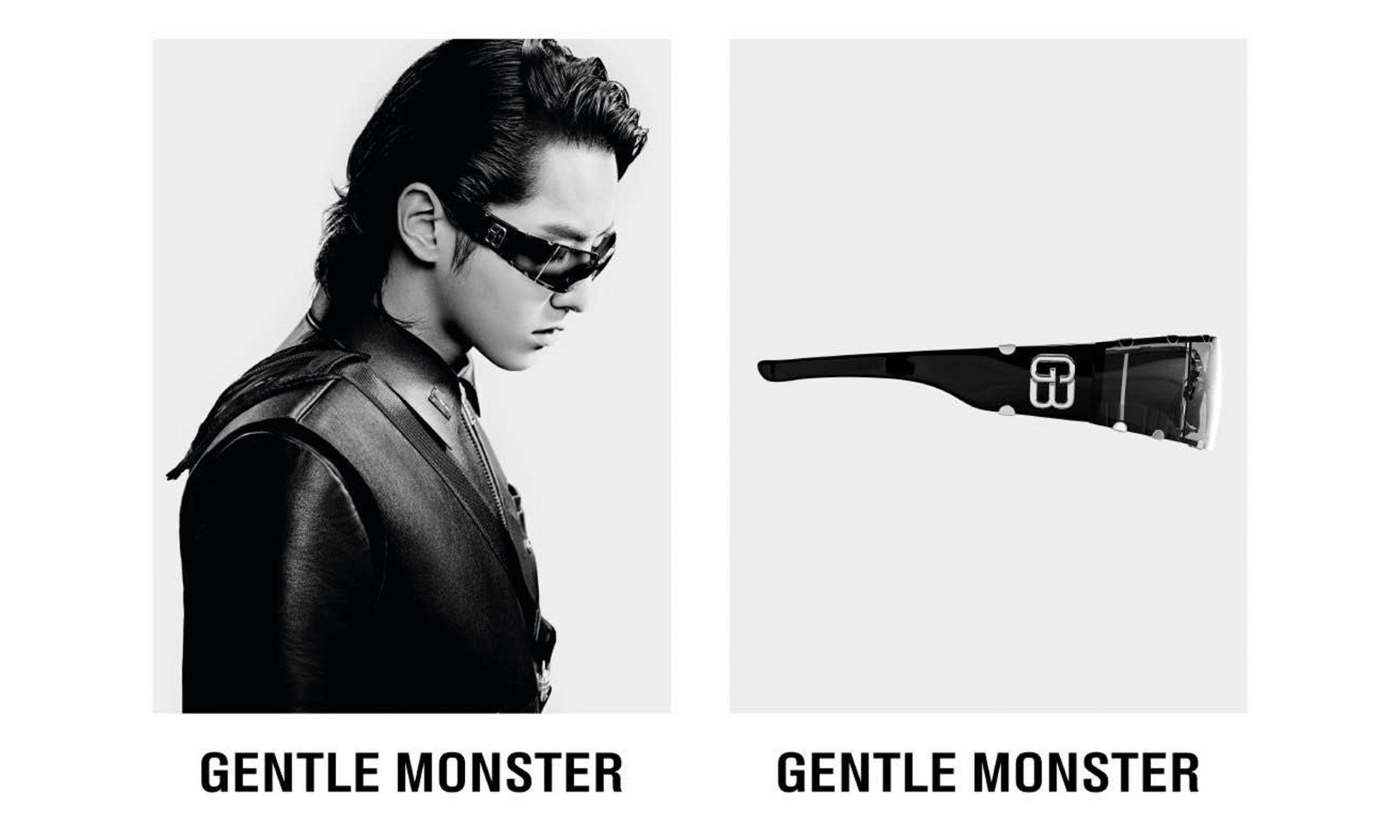 GENTLE MONSTER 联合吴亦凡 推出「GENTLE WU」合作系列