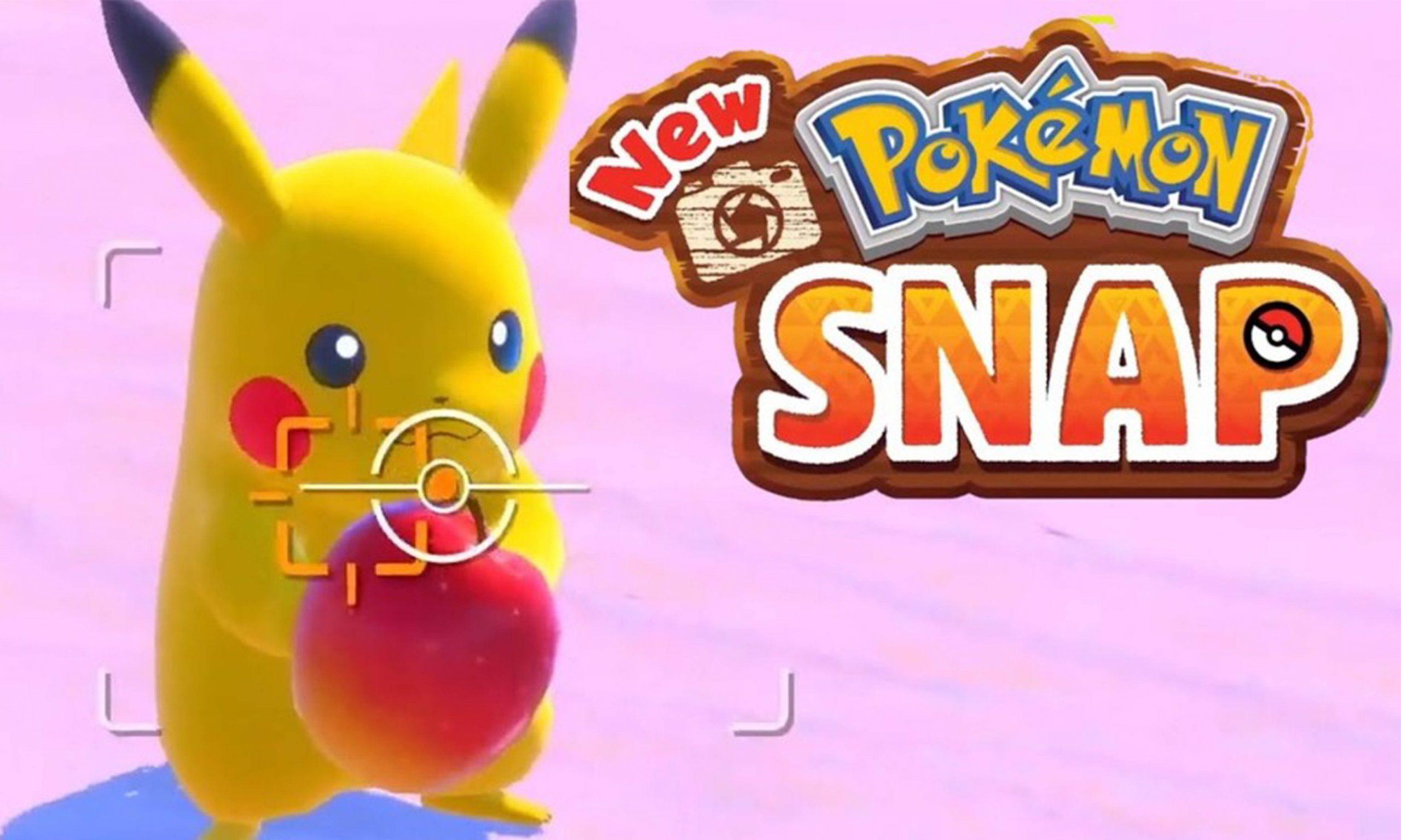 任天堂发布新款宝可梦游戏