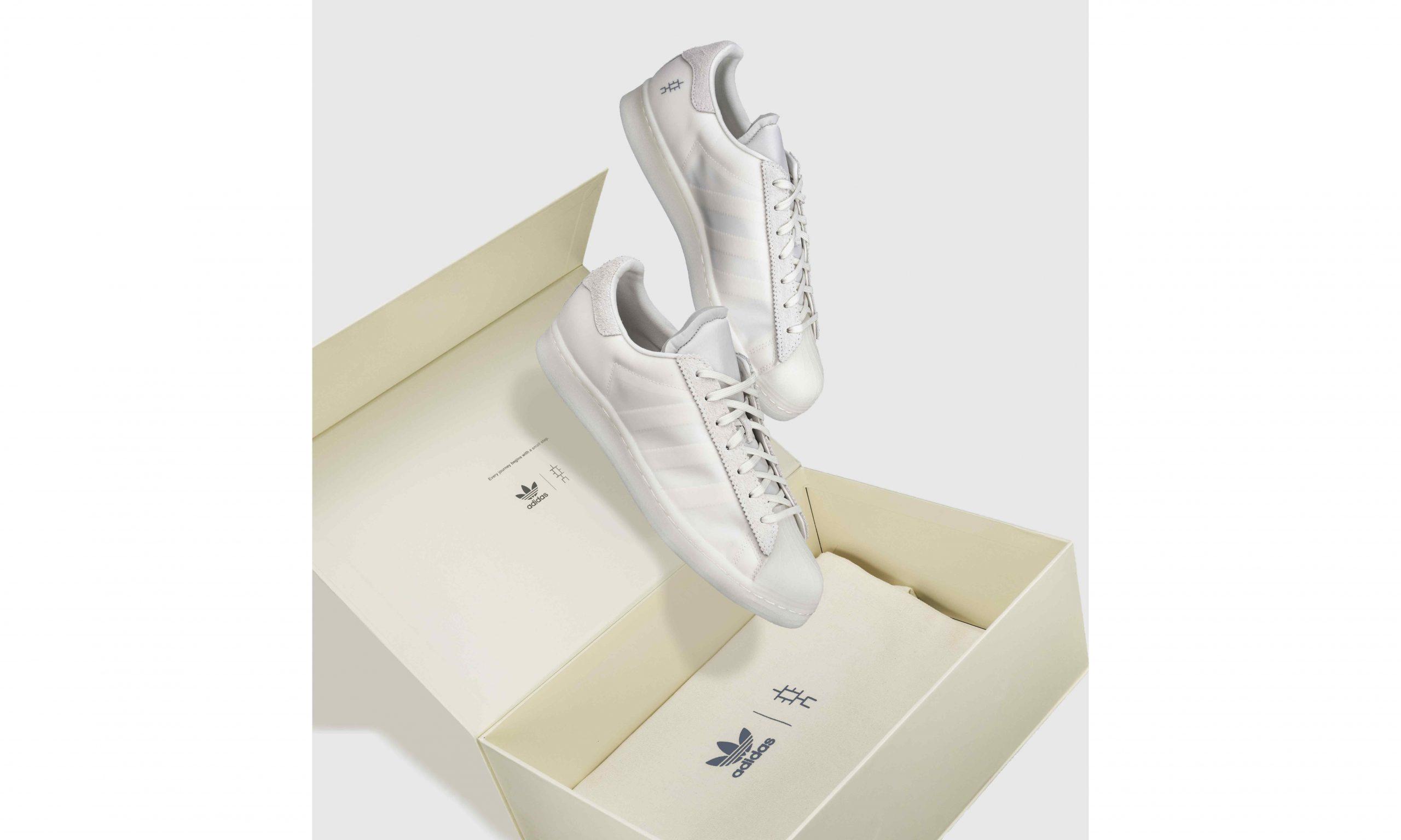 adidas Originals x EASON SUPERSTAR 联名款即将发售
