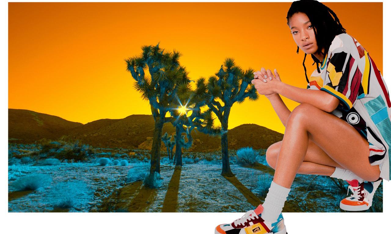 任命艺术家 Willow Smith 为品牌大使,Onitsuka Tiger 2020 全新秋冬系列释出