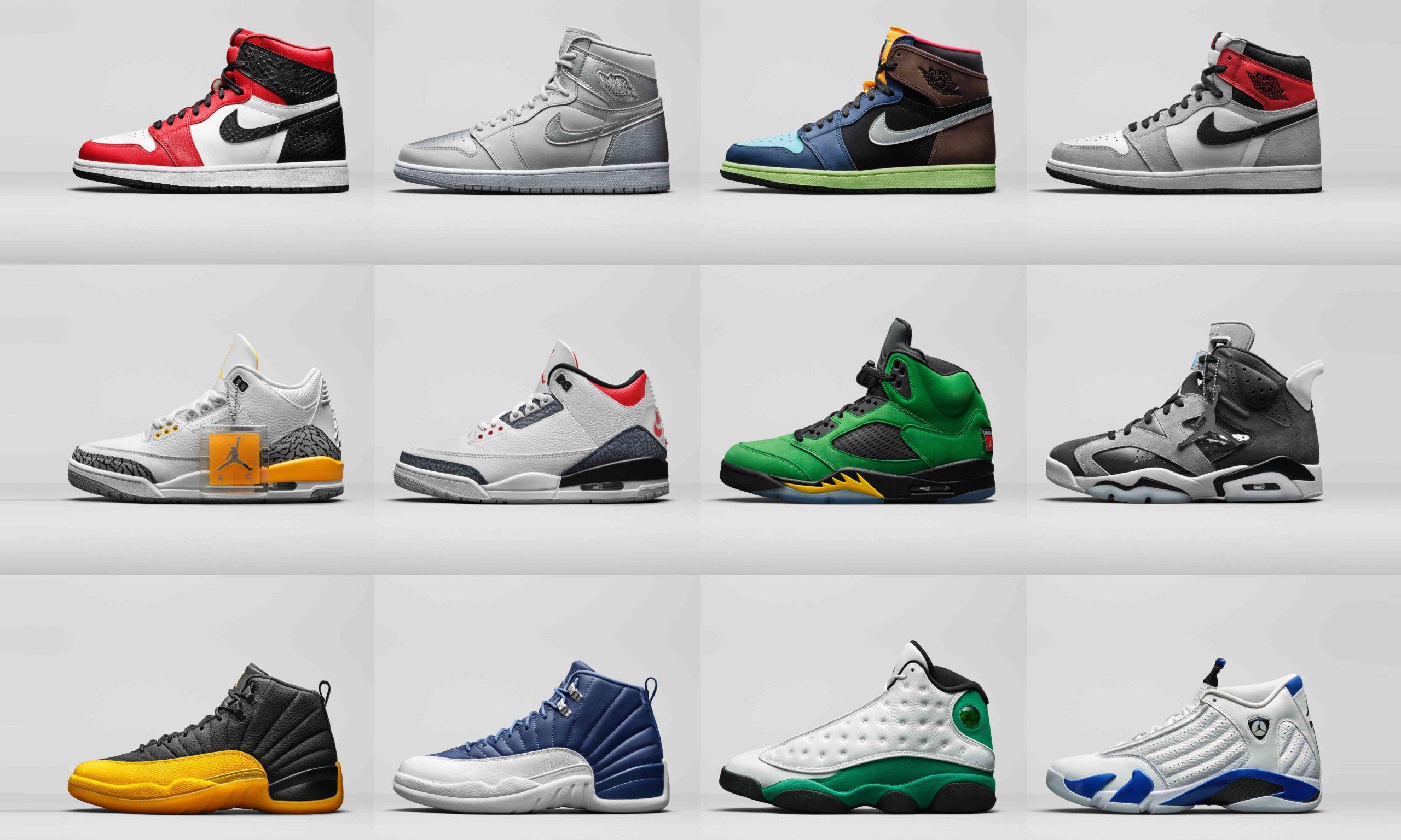 好鞋买不完!Jordan Brand 2020 秋季复刻系列预览