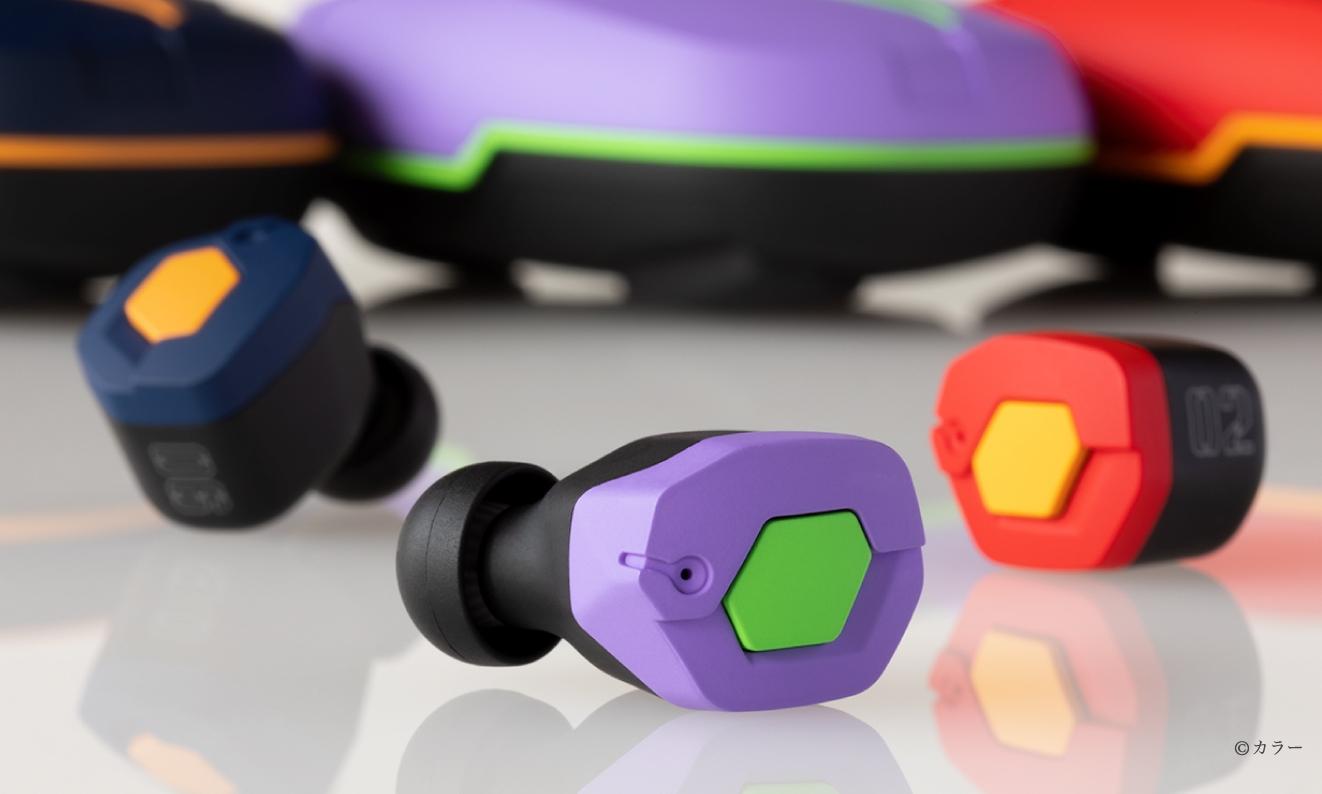 日本音响品牌 Final Audio 与 EVA 推出联名无线耳机