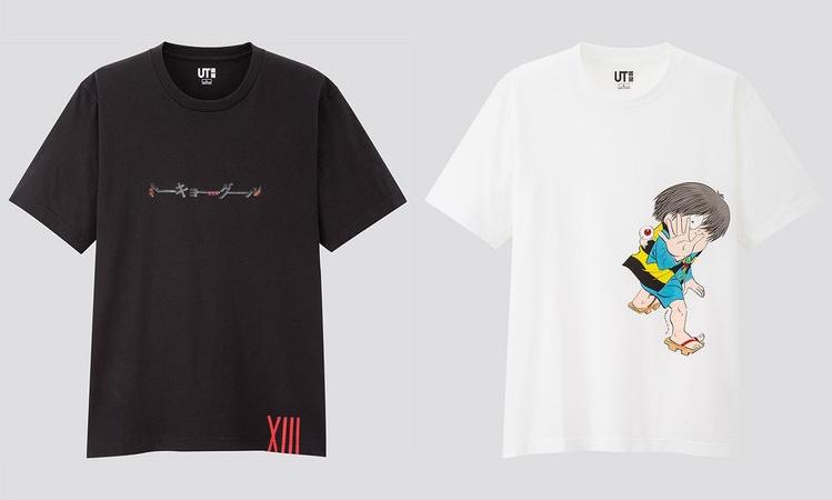 UNIQLO UT x《周刊少年 JUMP》联乘 T恤系列即将登场