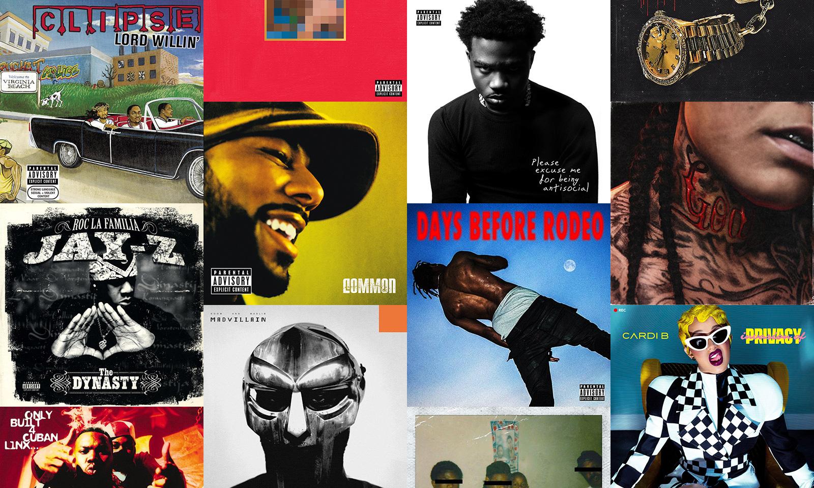 这些 Hip-hop 专辑里的「第一首歌」,你有认真听过吗?