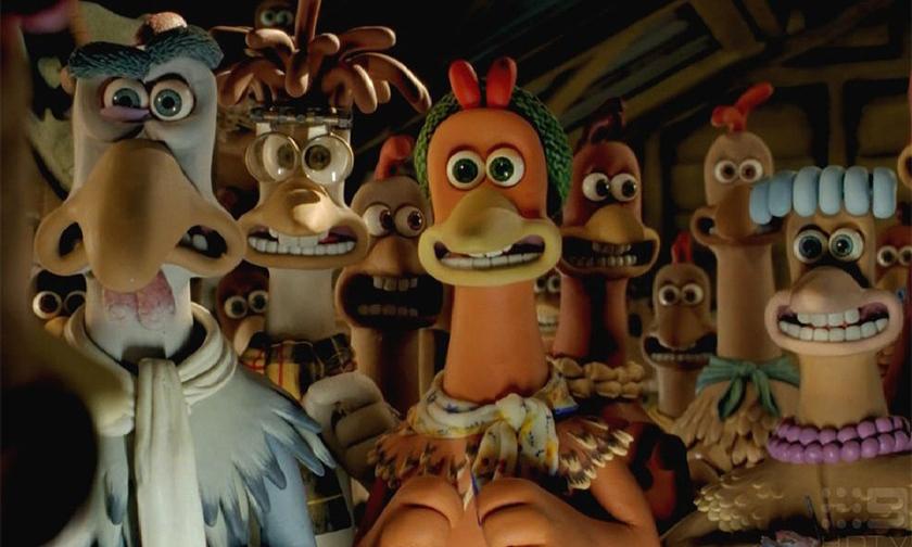 时隔 20 年,动画电影《Chicken Run》迎来续集