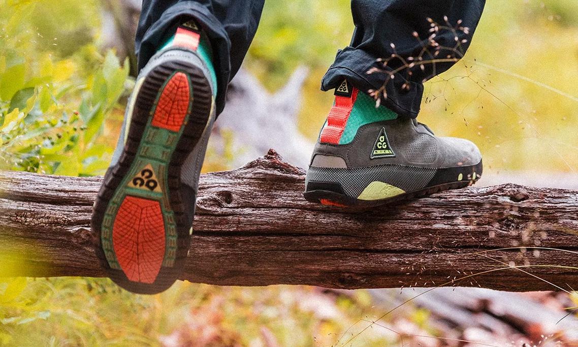 户外登山鞋何以吸引潮流人群的注目?