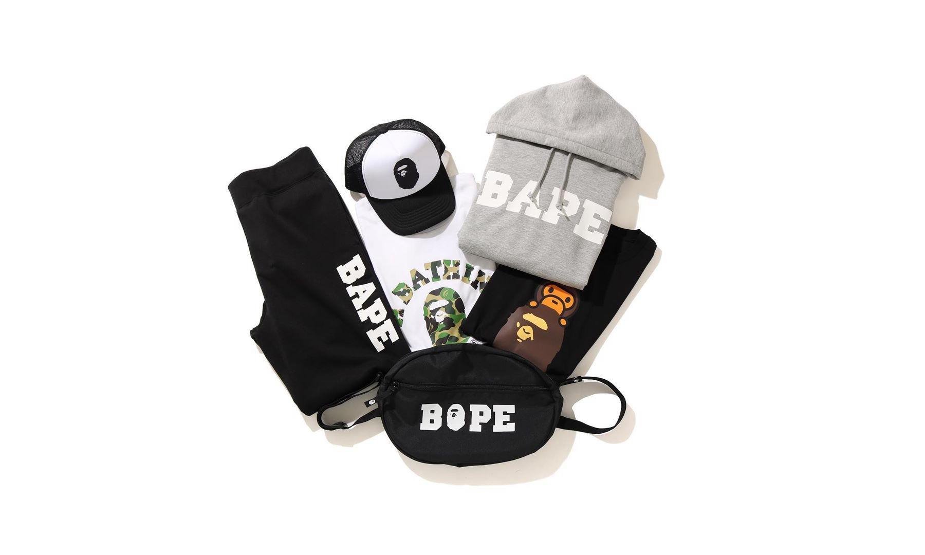 A BATHING APE® 推出全新「Family Bag」福袋