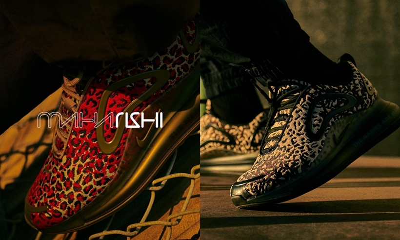 maharishi x Nike By You Air Max 720 二次发售预警
