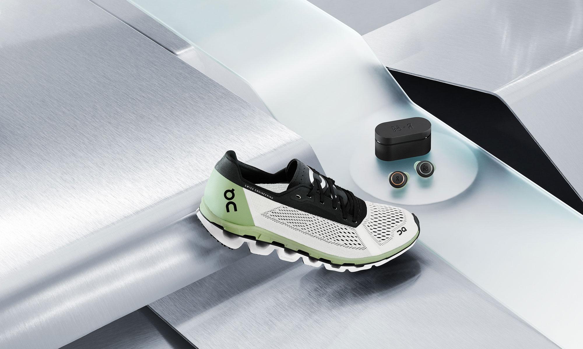On 昂跑与丹麦视听品牌 Bang & Olufsen 携手推出高品质跑步装备