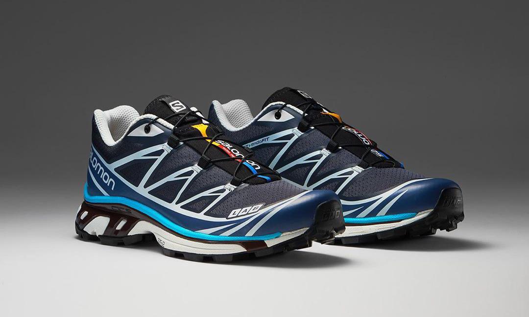 SALOMON ADVANCED 发布 20 秋冬系列鞋款
