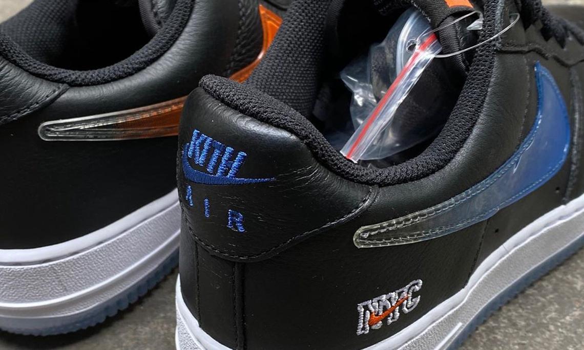 KITH x Nike Air Force 1「NYC」配色首度亮相