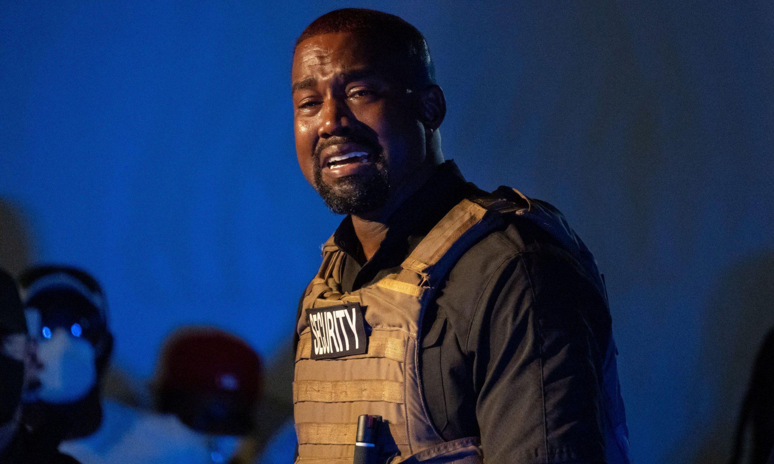 精神问题引人担忧,Kanye West 称 Kim 要将自己关起来