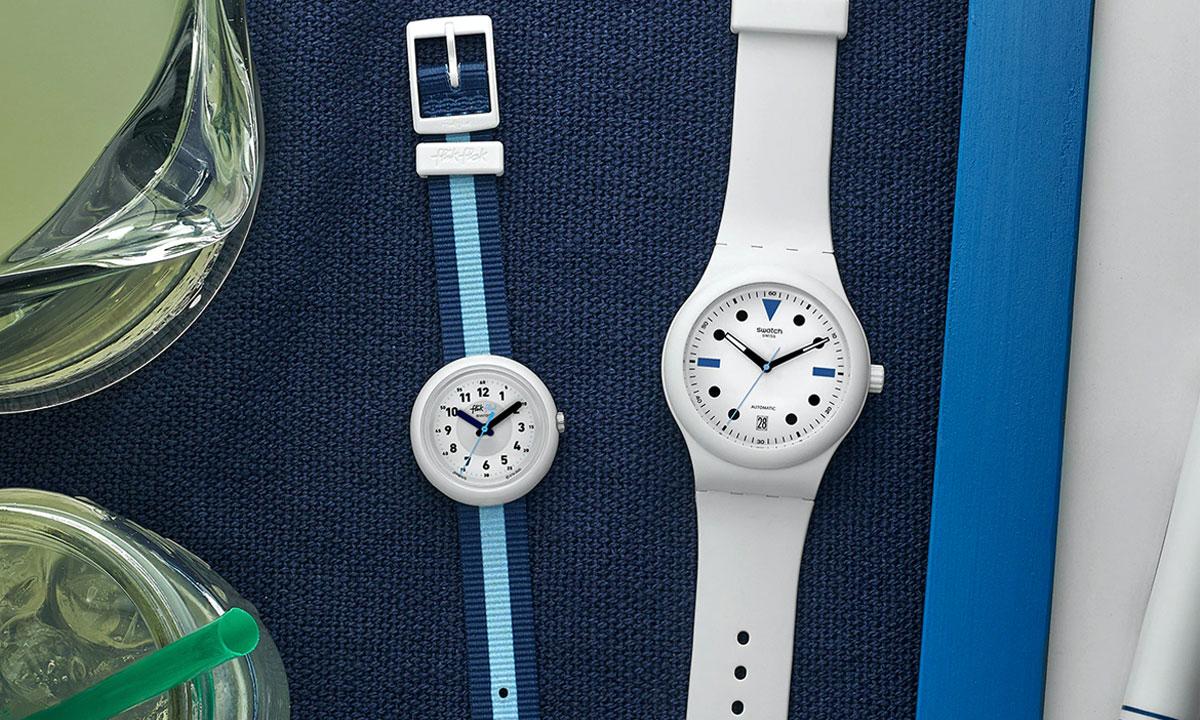 HODINKEE x Swatch 打造全联乘腕表系列
