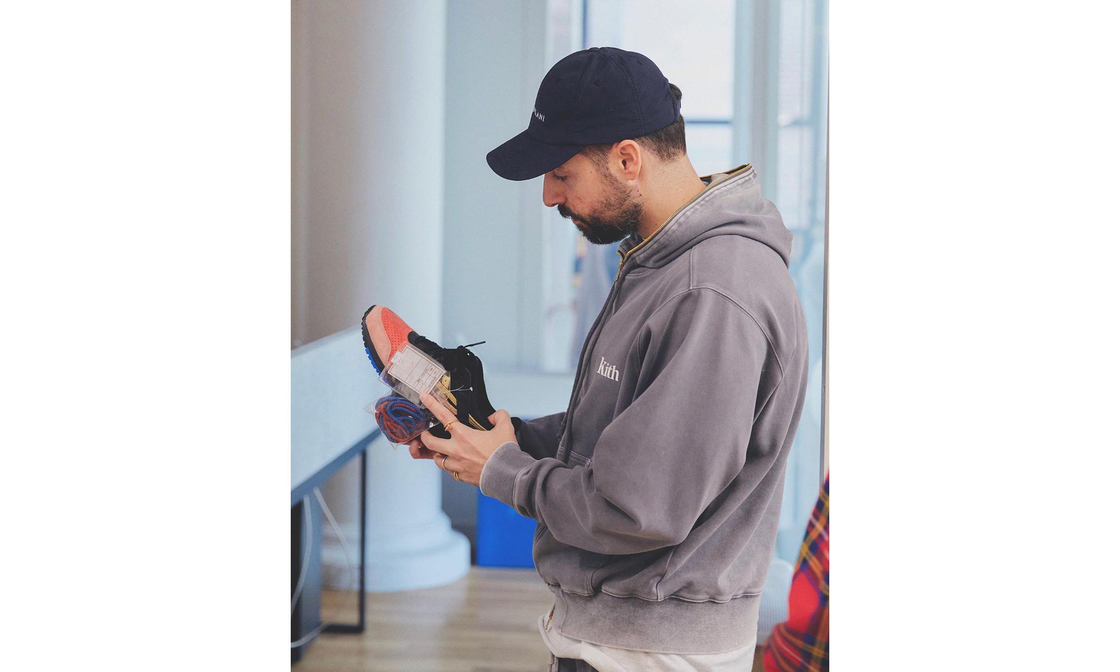 Ronnie Fieg 曝光联名 ASICS Gel Lyte III 鞋款