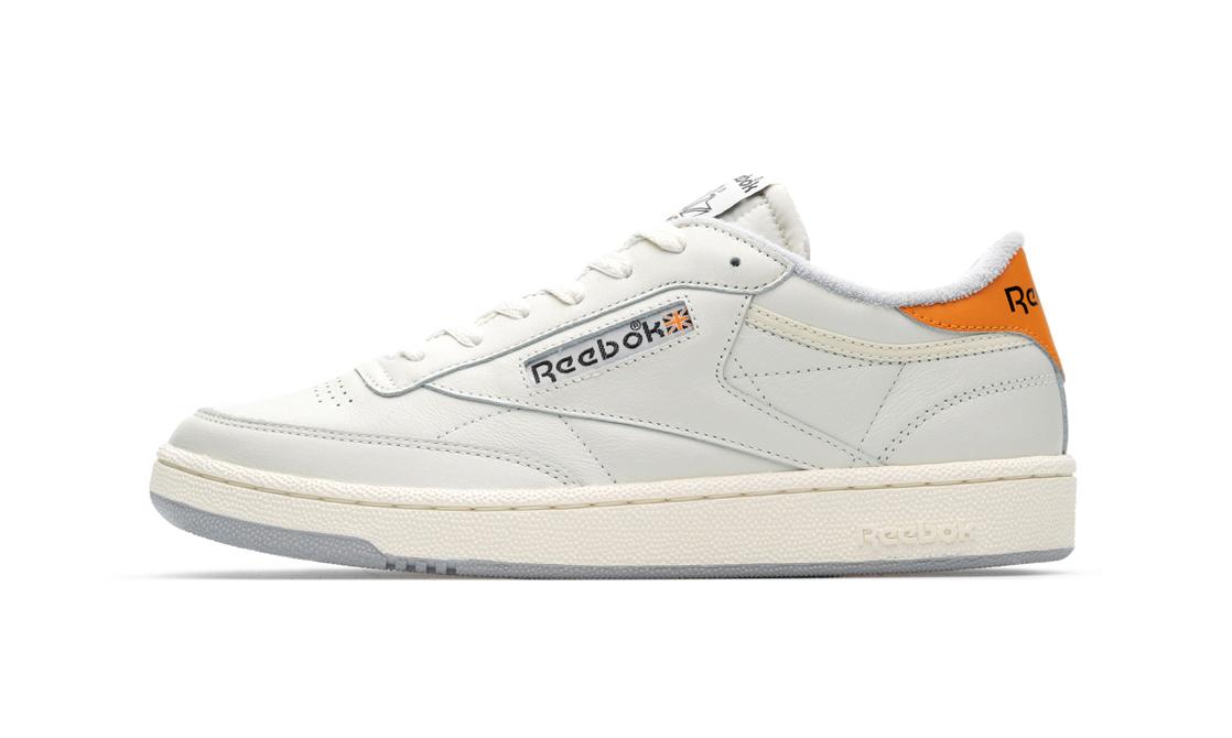 size? x Reebok Club C 打造独家联乘鞋款