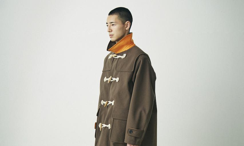 日本品牌 KUON 2020 秋冬系列 Lookbook 释出