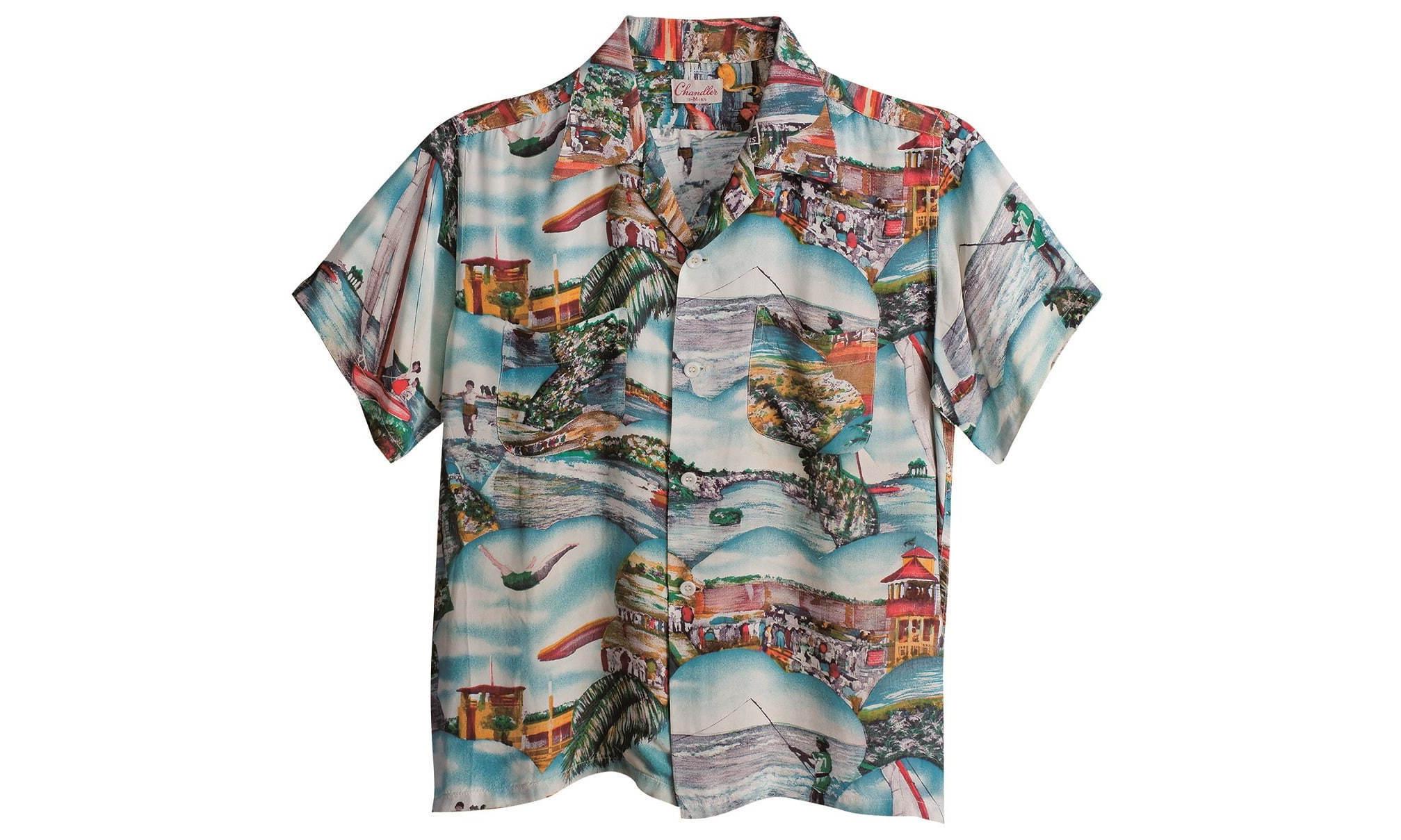 SUN SURF 联合茅崎市立美术馆举办夏威夷衬衫主题展览