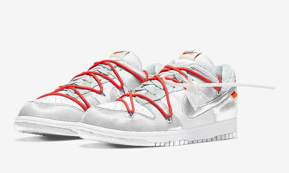 Off-White™ x Nike SB Dunk Low 新配色泄露
