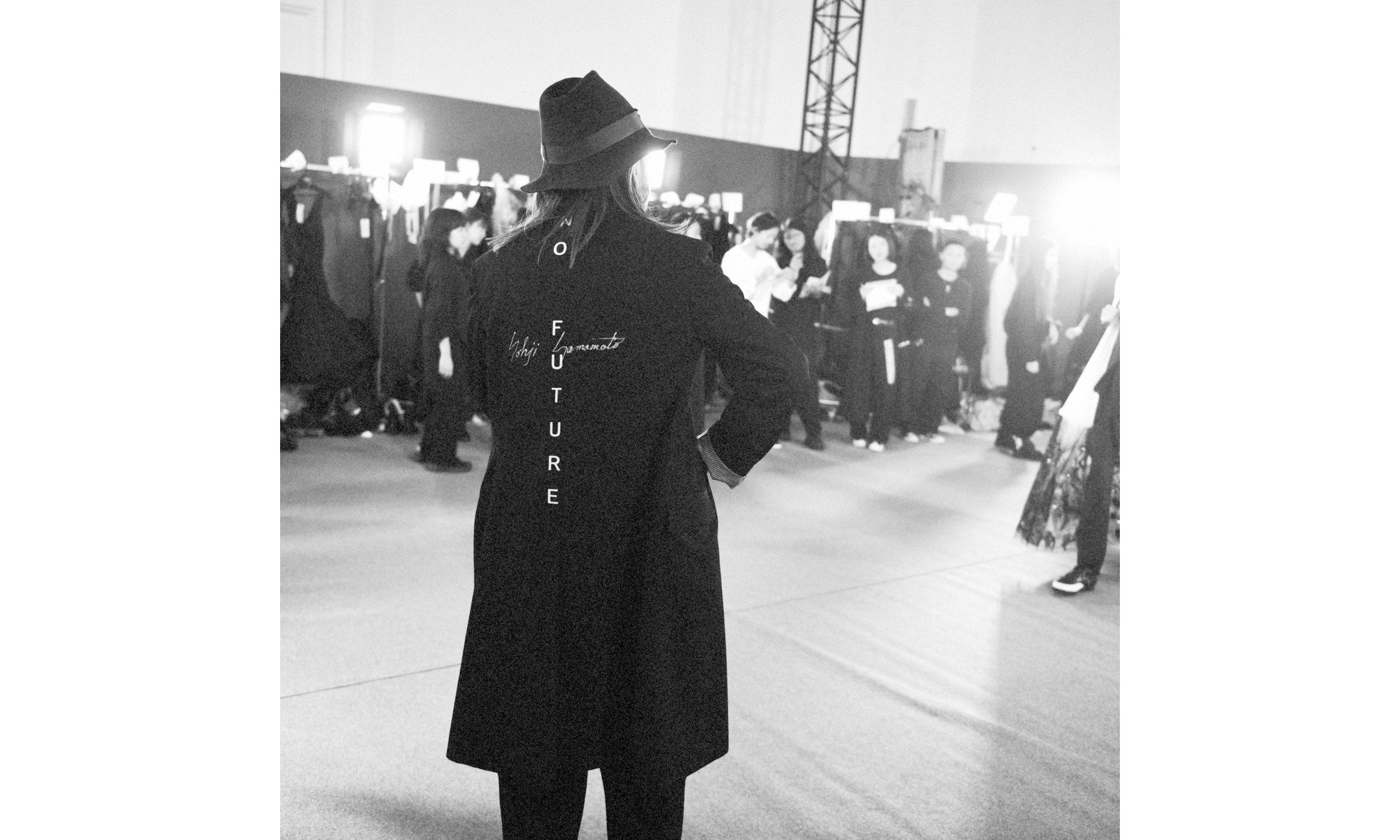 山本耀司亲签 FUTURE 夹克将以拍卖形式出售
