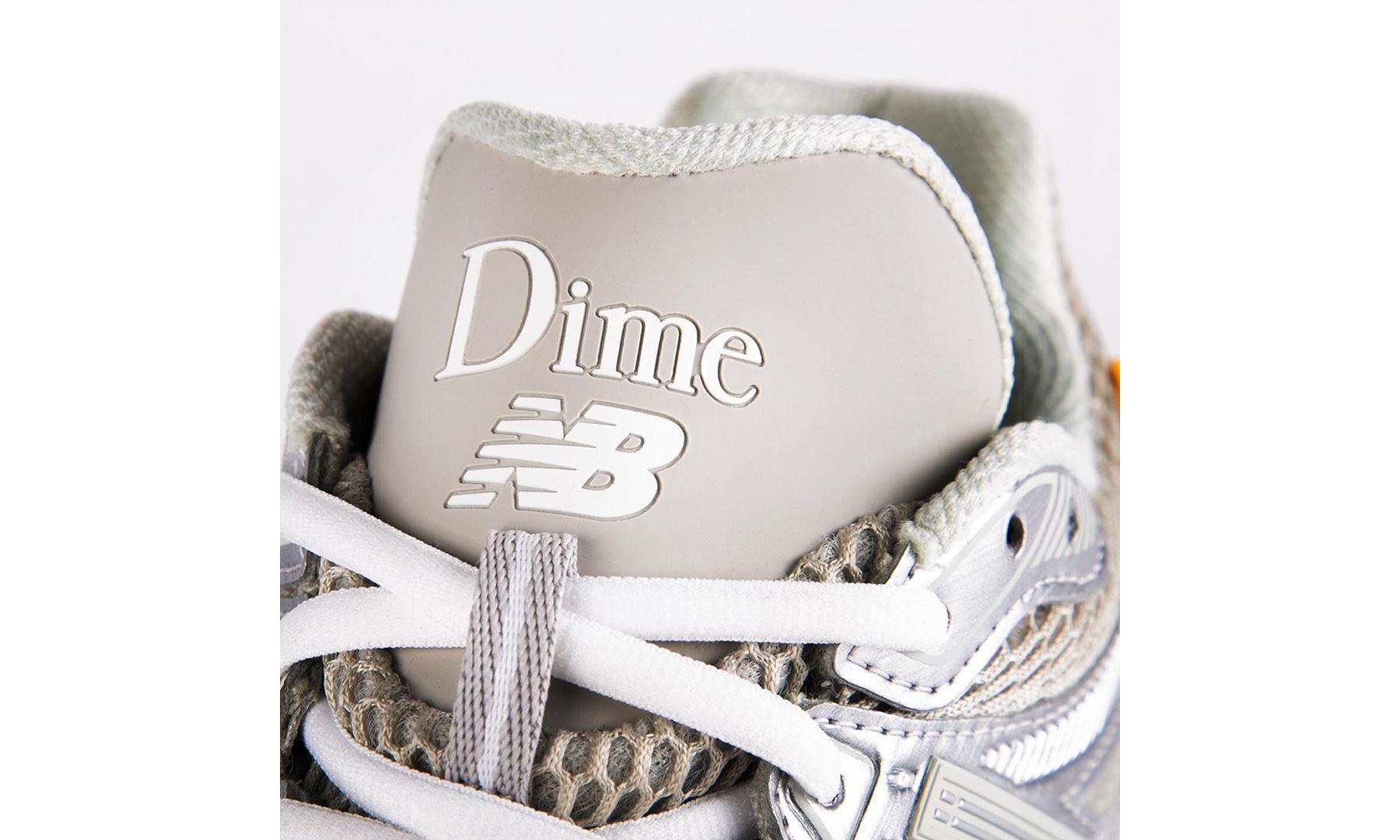 抢先预览 Dime x New Balance 联名鞋款