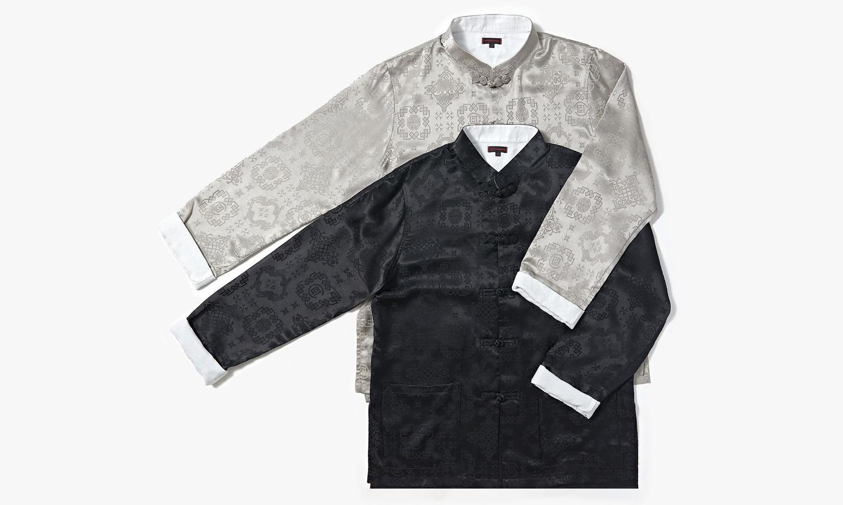 TRANSFER 独占 CLOT 丝绸夹克预告发布