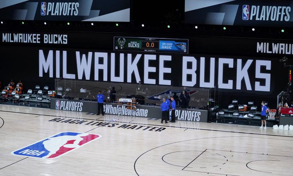 雄鹿罢赛后,NBA 再次陷入停摆僵局