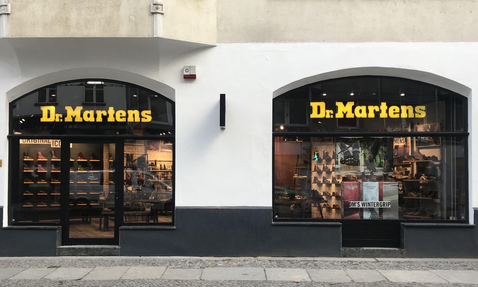 英伦鞋履老牌 Dr.Martens 财年收入达 8.75 亿美元