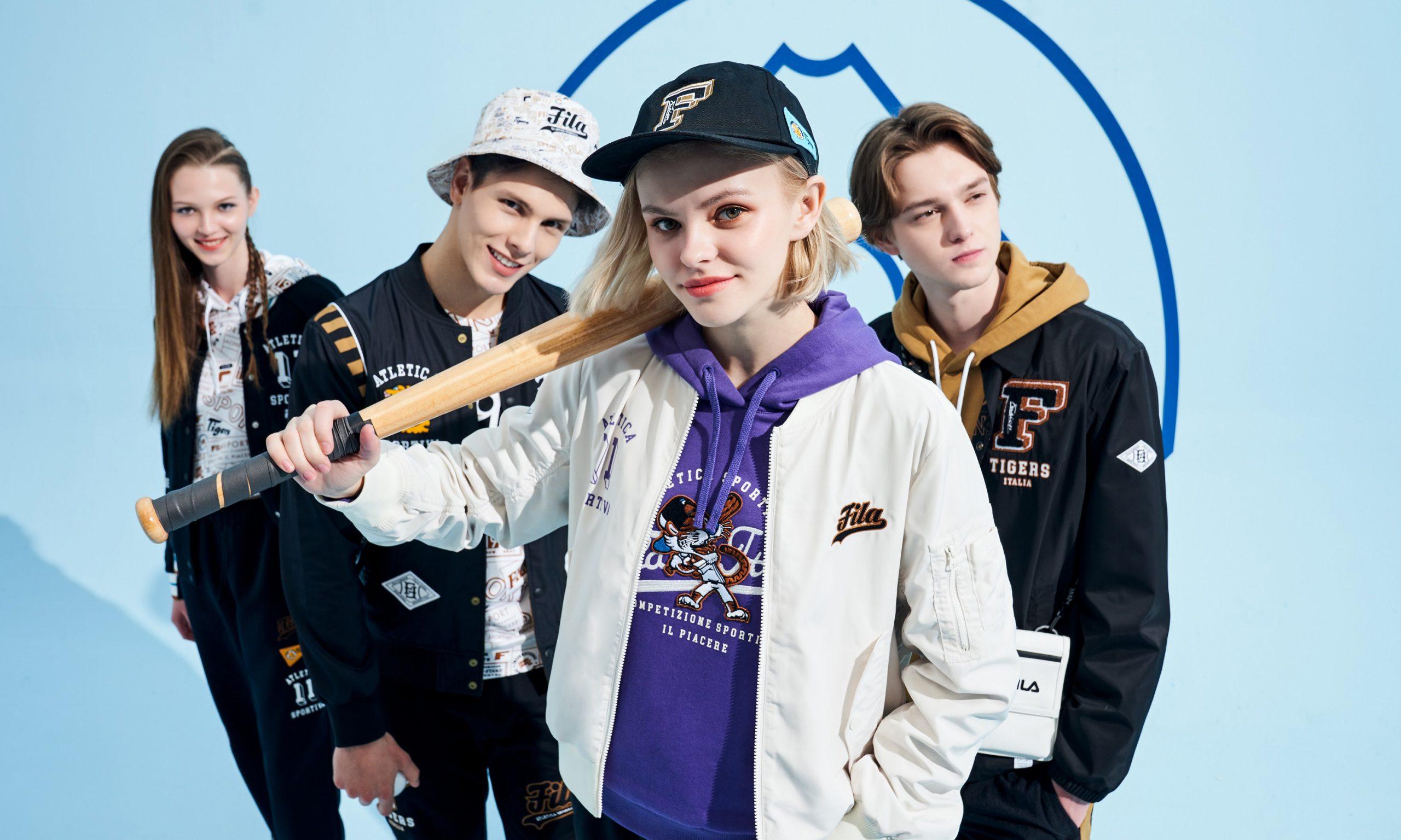 复古回归,FILA FUSION 释出全新棒球运动系列服饰